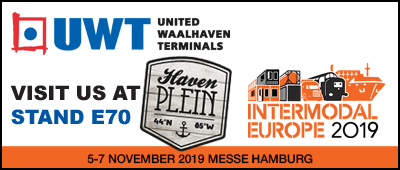 UWT at INTERMODAL EUROPE 2019