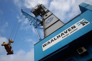 Waalhaven Group - Betrouwbare, congestievrije verbinding tussen Maasvlakte, Botlek en stad