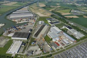 WHH - Overname aandelen Barge en Rail Terminal Born BV