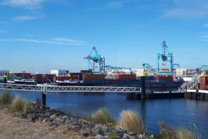BTB - Update Congestion in the Ports of Rotterdam and Antwerp