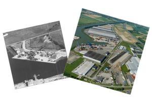 BTB - Barge Terminal Born - 25 jaar Intermodal Services