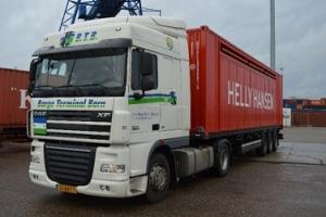 VACATURE - ContainerTrucking Limburg (CTL) zoekt (inter)nationale chauffeurs