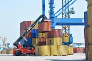BCW - WBT - Wegen van containers i.v.m. SOLAS wetgeving