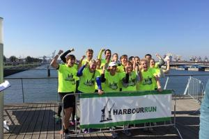 UWT / BCW -Harbour Run 2015 / finish
