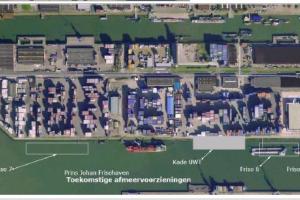 UWT - De Klerk kade