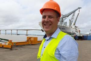 UWT - Vincent van Diggelen benoemd als Operations Manager bij United Waalhaven Terminals B.V.