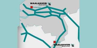 WDS - Waalhaven Douane Service - Offices