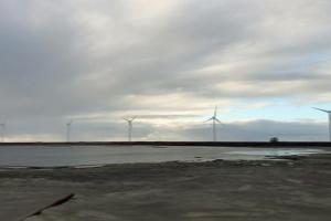 WHG - Terminal draait op windenergie uit achtertuin